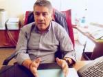 El doctor Humberto Vidal Gutiérrez, de la Universidad de Magallanes.