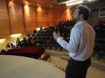 """Seminario en el auditorio """"Ernesto Livacic"""""""