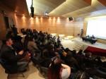 El conversatorio fue organizado por los estudiantes de Pedagogía en Historia y reunió a alumnos, académicos y representantes del Colegio de Profesores
