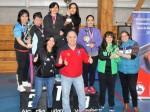 premiación equipos damas