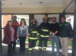simulacro puerto natales Gonzalo Uribe UMAG Sustentable